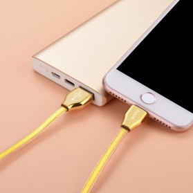 Hoco X7 Lightning Charging Cable 1.2M for iPhone/iPad - Black - 2