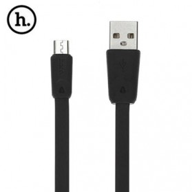 HOCO X9 Kabel Charger Micro USB - 1M - Black