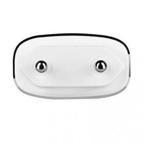 HOCO Charger USB 2 Port 2.4A EU Plug - C12 - Black - 3
