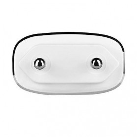 HOCO Charger USB 2 Port 2.4A EU Plug - C12 - White - 3