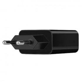 HOCO Charger USB 2 Port 2.2A with LED Display - C25A - Black - 3