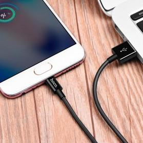 Hoco X23 Skilled Charging Data Micro USB 1m - Black - 3