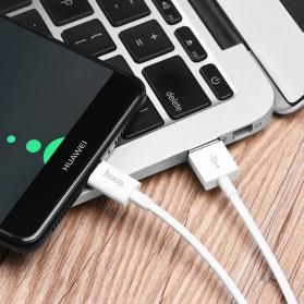 Hoco X23 Skilled Charging Data USB Type C 1m - Black - 4