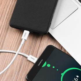 Hoco X23 Skilled Charging Data USB Type C to USB Type C 1m - Black - 4