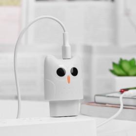 HOCO Kikibelief Charger USB 2 Port 2.1A EU Plug - KC1A - Gray - 7
