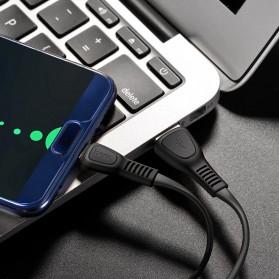 HOCO Noah Kabel Charger USB Type C 3A 1 Meter - X40 - Black - 2