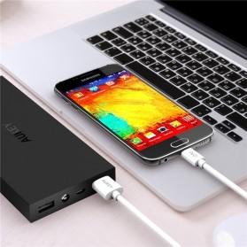 Aukey Kabel Charger Micro USB 5 PCS - CB-D5 - Black - 3