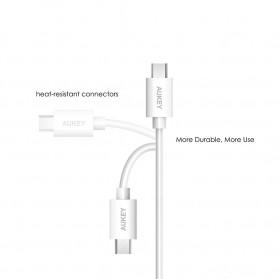 Aukey Kabel Charger Micro USB 5 PCS - CB-D5 - Black - 4