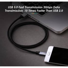 Aukey Kabel Charger USB Type C Sync Data 2 Meter - CB-CD3 - Black - 5