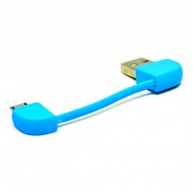 Replaceable Micro USB Cable for Powerbank Hame T6 - Blue - 3