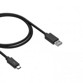 Tronsmart Kabel USB Type C to USB 2.0 1.8M - CC05 - Black - 3