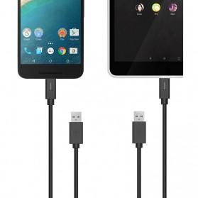 Tronsmart Kabel USB Type C to USB 2.0 1.8M - CC05 - Black - 6