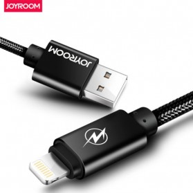 Joyroom Kabel Charger Lightning Braided - S-Q1 - Black