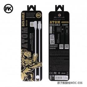 WK ATOM Kabel Lightning - WDC-036 - Black - 3