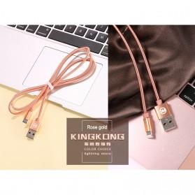 WK Kingkong Kabel Micro USB - WDC-013 - Black - 2