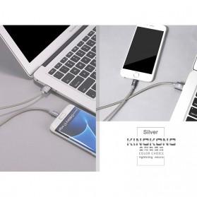 WK Kingkong Kabel Micro USB - WDC-013 - Black - 3