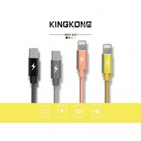WK Kingkong Kabel Micro USB - WDC-013 - Black - 5