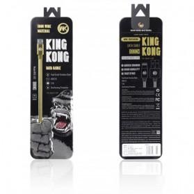 WK Kingkong Kabel Micro USB - WDC-013 - Black - 6