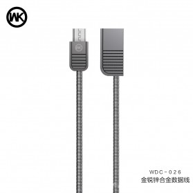 WK Lion Kabel Micro USB - WDC-026 - Black