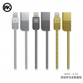 WK Lion Kabel Micro USB - WDC-026 - Black - 2