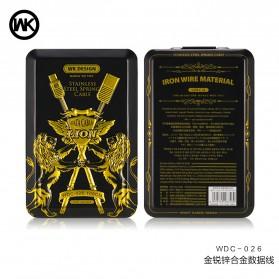 WK Lion Kabel Micro USB - WDC-026 - Black - 3