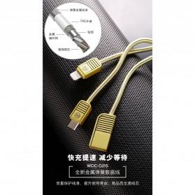 WK Lion Kabel Micro USB - WDC-026 - Black - 5