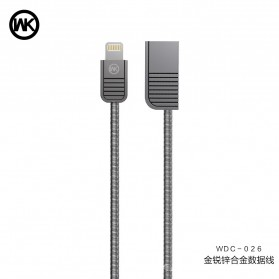WK Lion Kabel Lightning - WDC-026 - Black