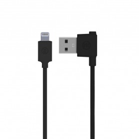 WK Junzi Kabel Lightning - Black