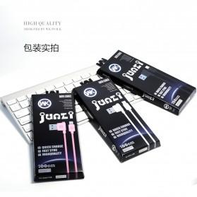 WK Junzi Kabel Lightning - Black - 5