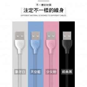 WK Ultraspeed PRO Kabel Charger Micro USB - WDC-041 - Black - 5