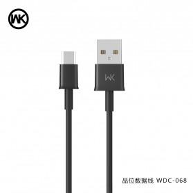 WK Savour Kabel Micro USB 1M - WDC-068 - Black