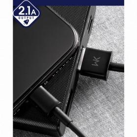 WK Savour Kabel Micro USB 1M - WDC-068 - Black - 6