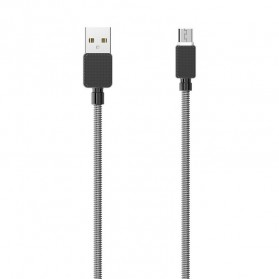 WK Gemstone Series Kabel Micro USB - WDC-065 - Black