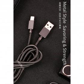 WK Gemstone Series Kabel USB Type C - WDC-065 - Black - 6