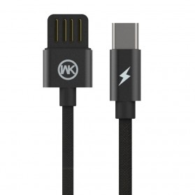 WK Babylon Series Kabel USB Type C 1M - WDC-055 - Black