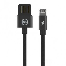 WK Babylon Series Kabel Lightning 1M - WDC-055 - Black - 1