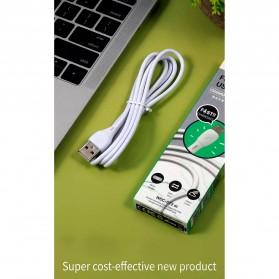 WK Kabel Charger Full Speed Micro USB - WDC-072m - Black - 2
