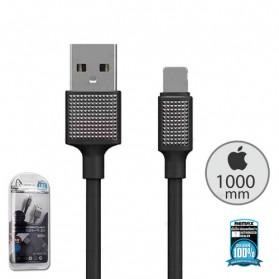 WK Parae Kabel Charger Micro USB - WDC-069m - Black