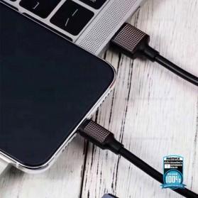 WK Parae Kabel Charger Micro USB - WDC-069m - Black - 2