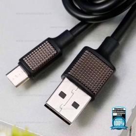 WK Parae Kabel Charger Micro USB - WDC-069m - Black - 3