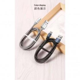 WK Kingkong Kabel Charger USB Type C 5A 1 Meter - WDC-083a - Black - 6