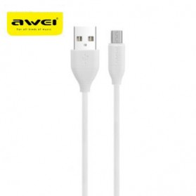 AWEI Kabel Charger Lightning 1m - CL-93 - White