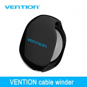 Vention XQ Penggulung Kabel Automatic Cord Winder - KBGB0 - Black