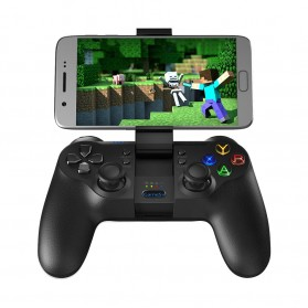 GameSir T1 Gamepad Bluetooth for PS3 iOS Android Windows - Black - 4