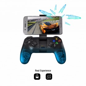 GameSir T1 Gamepad Bluetooth for PS3 iOS Android Windows - Black - 6