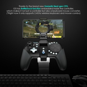 GameSir G5 Gamepad Bluetooth Trackpad BattleDock Function - Black - 7