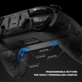 GameSir T4 Pro Gamepad Wireless Hybrid with Smartphone Holder - Black - 5