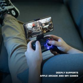 GameSir T4 Pro Gamepad Wireless Hybrid with Smartphone Holder - Black - 6