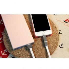 Kabel USB Duo 2 in 1 Lightning & Micro USB - Black - 6