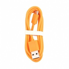 Xiaomimi Micro USB to USB Cable for Smartphone - Orange